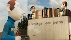 Collège Jean Perrin Vitry